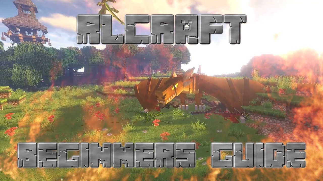 Rlcraft Beginners Guide